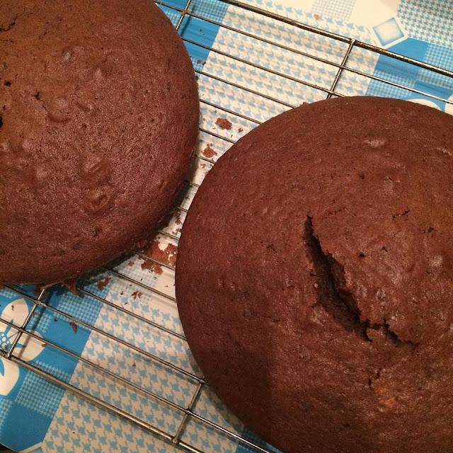 Kaycee's chocolate cakes