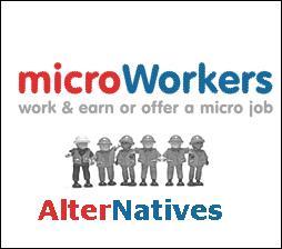 Microworker alternative