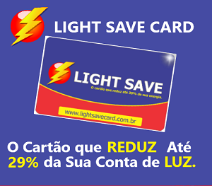 Light Save Card Reduz Consumo de Energia