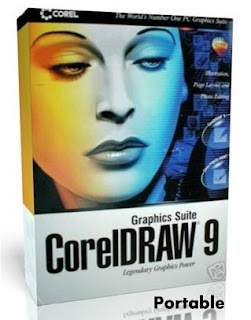 Download Corel Draw v9 - PORTABLE Full Version