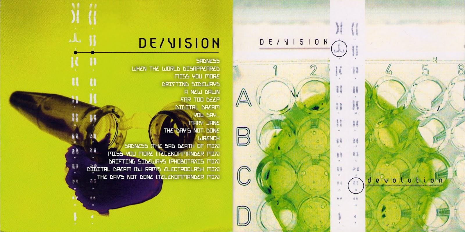 De/Vision - Devolution (Special Edition)