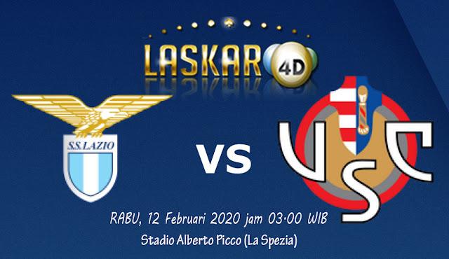 Prediksi Prediksi Spezia vs Cremonese 12 Februari 2020
