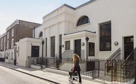 Founders' Hall, Hill House School - photo LeLay Architects