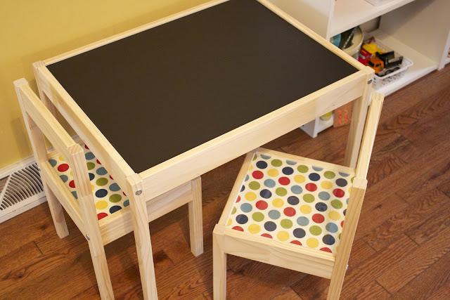 Handmade By Meg K Ikea Hack Kid S Activity Table