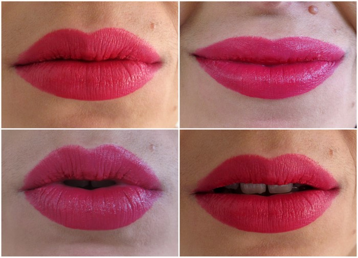 mac marilyn monroe collection lipstick swatches
