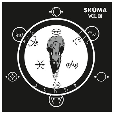 Vol. [0] by Sküma stoner rock from Greece album review by Fuzzy Cracklins