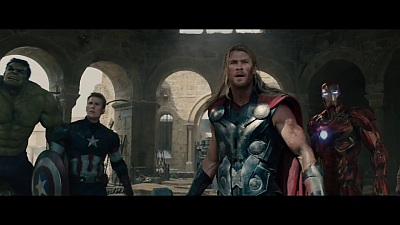 Avengers - Age of Ultron (Movie) - Trailer 3 - Screenshot
