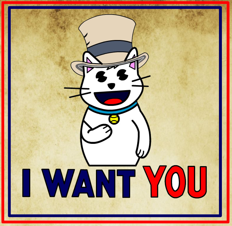 I WANT YOU - ÚNETE A SCRAPYWAR.COM