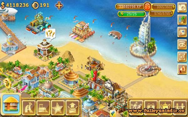 Paradise Island 2 Apk indir