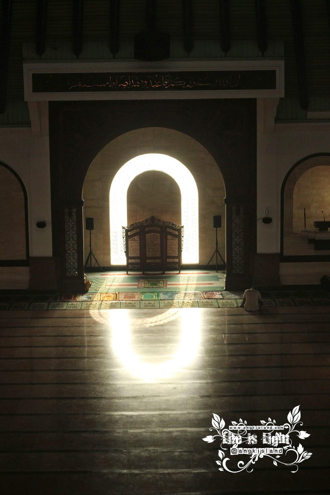 Allah Masjid Agung Jawa Tengah