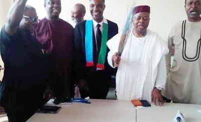 Ken Nnamani Joins APC (Photo)