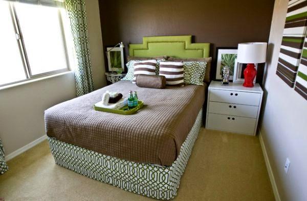 Desain R Tidur Sempit Minimalis Sederhana