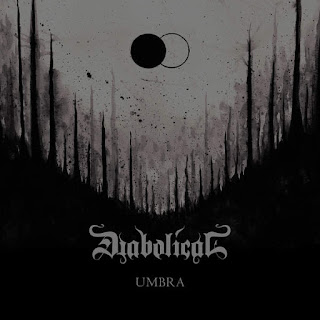 Diabolical - Umbra (EP) (2016) -  Album Download, Itunes Cover, Official Cover, Album CD Cover Art, Tracklist