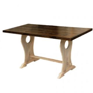 Μοναστηριακό τραπέζι σε διάφορα χρώματα-προσφορά