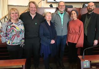 Toppnamn val 2018 mp Borås