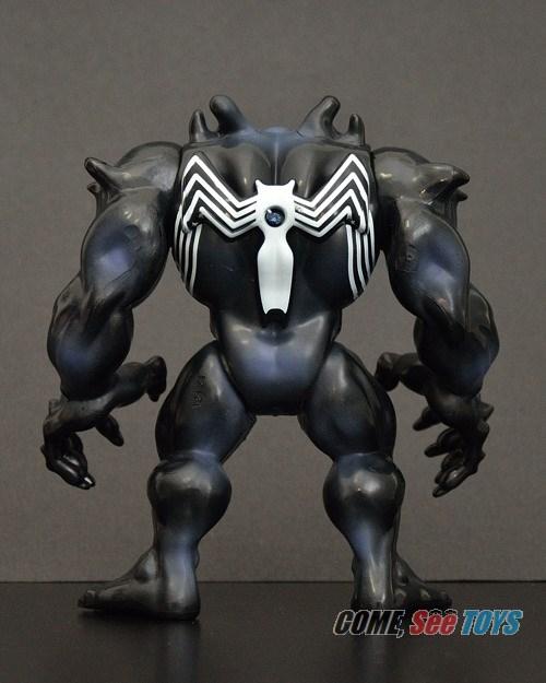 ultimate spider man venom toy - photo #12