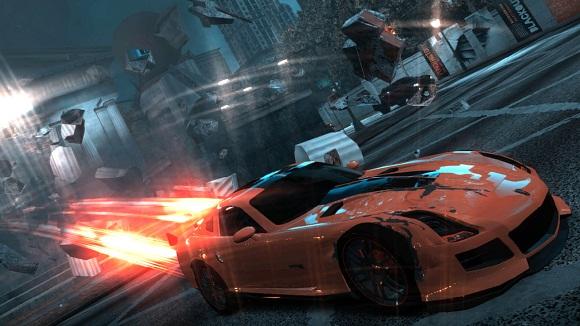 Ridge Racer Unbounded PC Full Version Screenshot 2