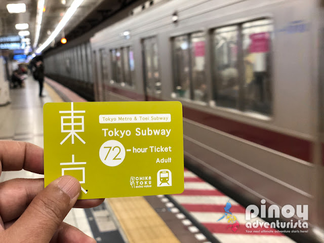 How to Get Around Tokyo JR PAss