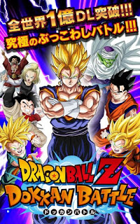 DRAGON BALL Z DOKKAN BATTLE Japan Apk v3.3.0 Mod