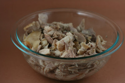 Shredded chicken in the crockpot  slow cooker from on sale chicken that you cook all day