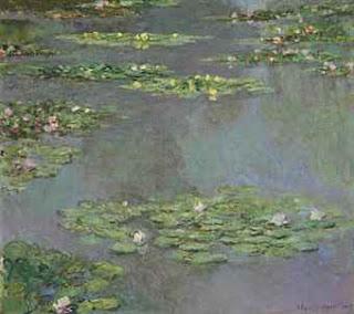 """Nympheas"", Claude Monet"