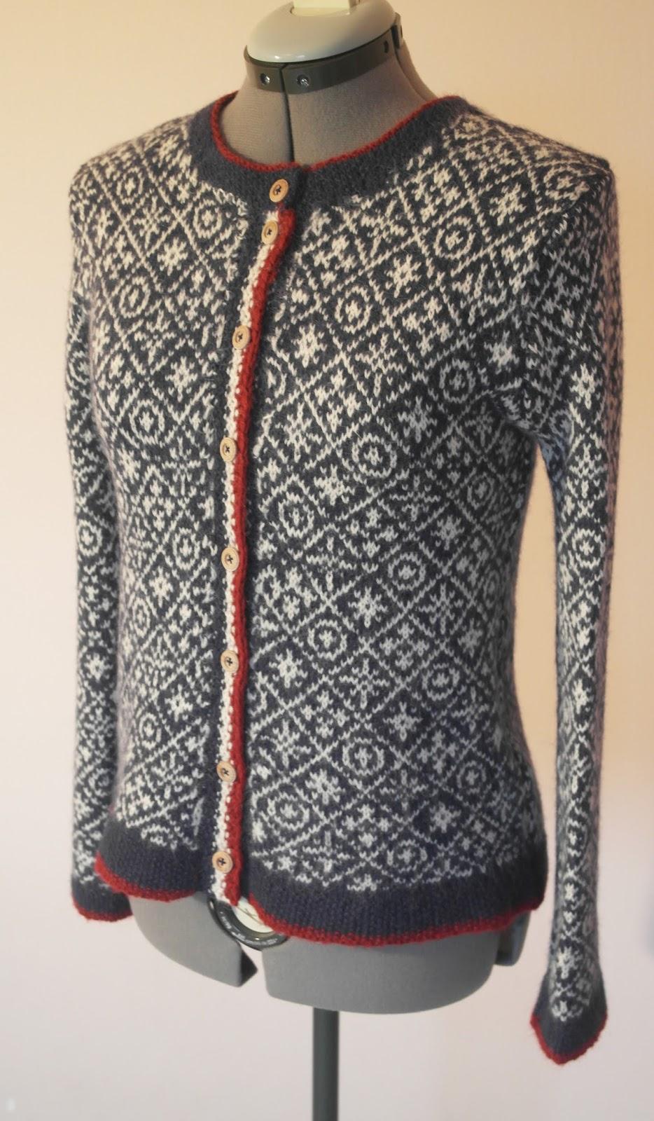 Sujuti: Herbst-Jacken-Knit-Along:Finale der Herzen....,