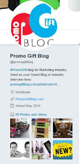 How to Post a Tweet For Promotional Products