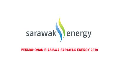 Permohonan Biasiswa Sarawak Energy 2019 Online