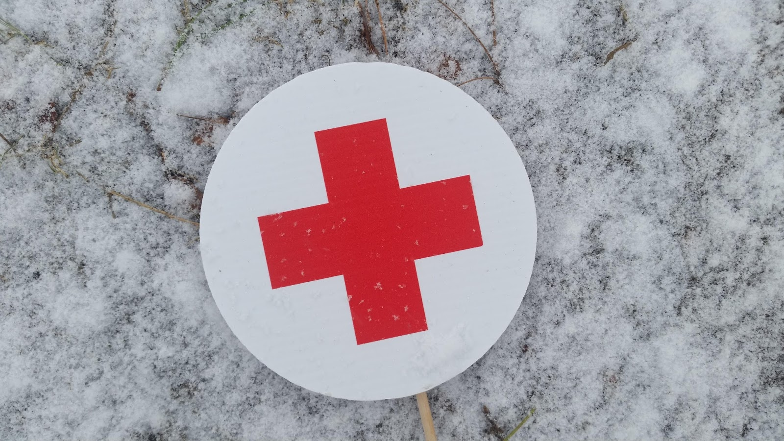 red cross wallpaper  Palmetto Post: January 2016