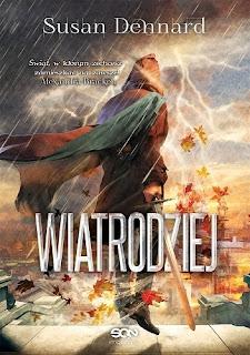 ''Wiatrodziej'' Susan Dennard