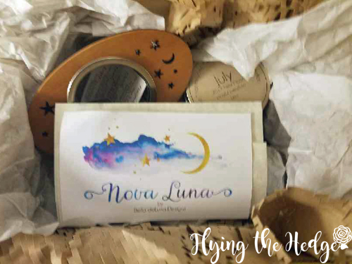 Nova Luna Box Review: July