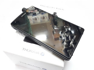 Thuraya X5-Touch Android Dual Mode GSM Satellite Phone