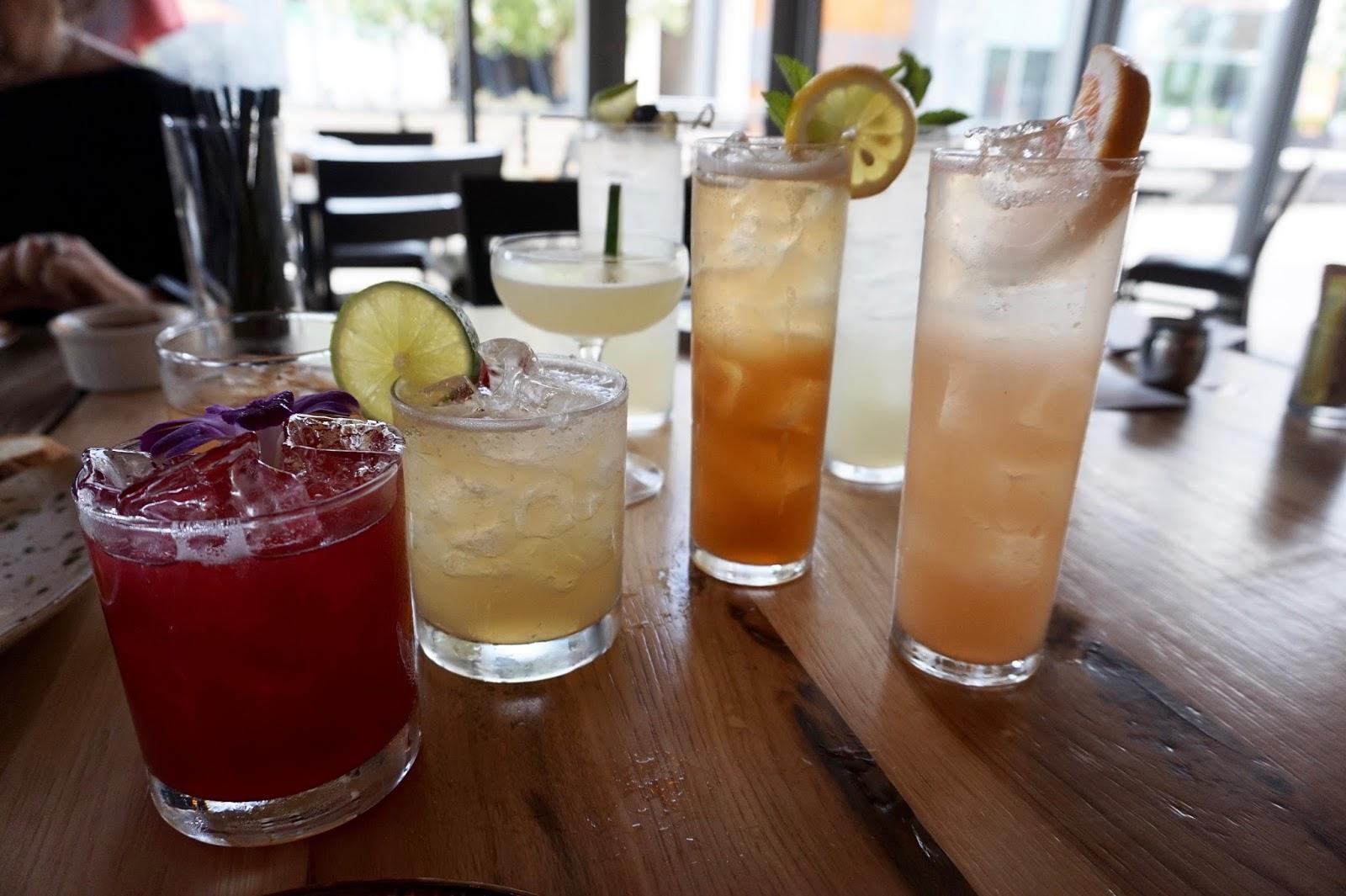 Houston Happy Hour Drinks