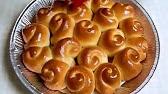 طريقة عمل الخبز الملفوف سهل التحضير