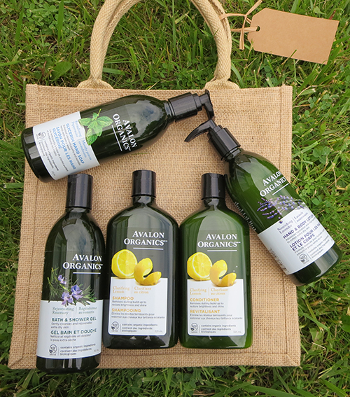 Avalon Organics: Organic Skin Care and Hair Products ~ #Review #Giveaway
