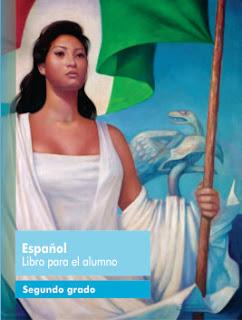 Español Libro para el alumno Segundo grado 2016-2017 – Libro Online