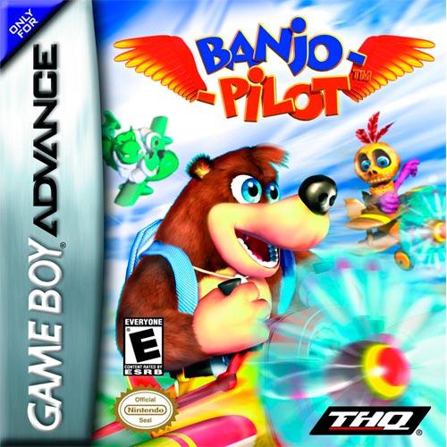 Banjo Pilot - Español - Portada