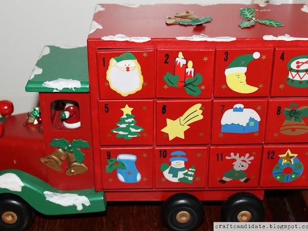 Craft Candidate -joulukalenteri avautuu!