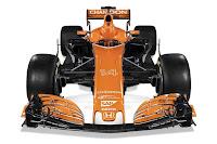 McLaren MCL32 2017 Front