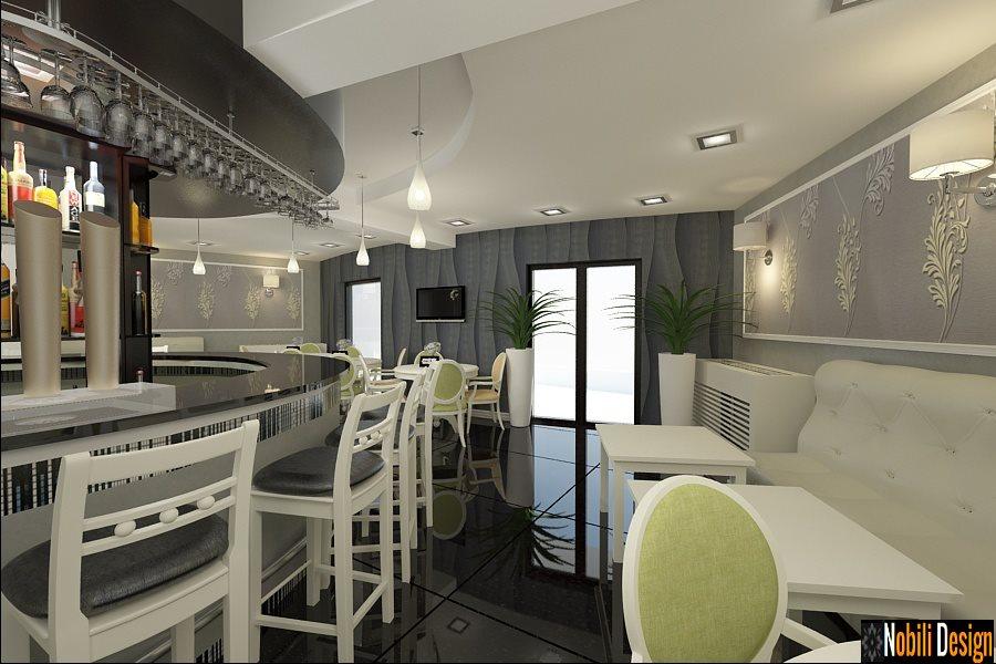 Design interior cafenea Constanta - Bucuresti - Amenajari Interioare / Arhitect Constanta