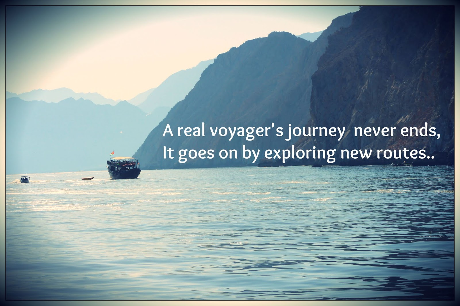 Quote For The Day Voyagers Diary