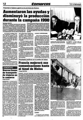 Fañanás: Nuevas líneas de transporte de viajeros en la comarca