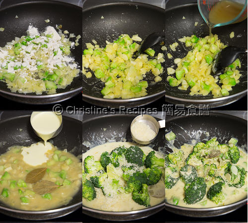 Creamy Broccoli Casserole Procedures02