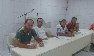 Em discurso o vereador Marcelo  de Beto PMDB, de Pilõezinhos aponta possíveis irregularidades em concurso publico na cidade