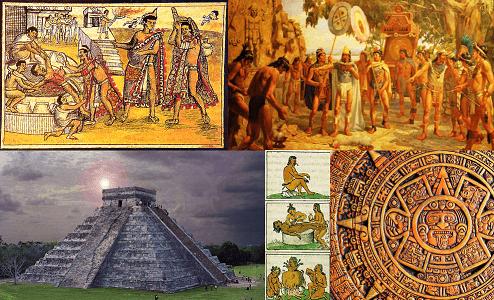 Aztekler Hakkında İlginç Bilgi