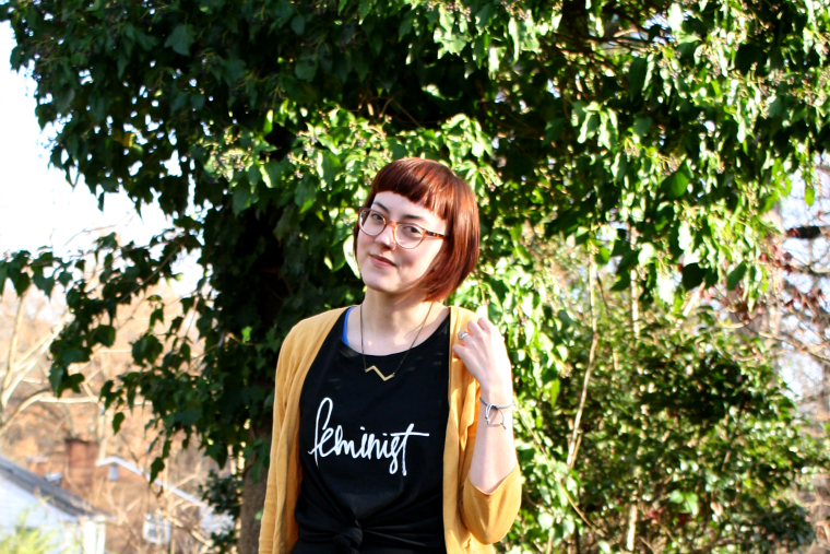 My Sister Feminist Tee review - Trafficking