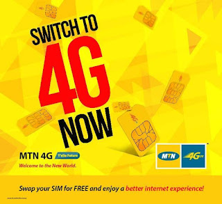How To Get Free MTN 5GB Data Reward On 4G LTE Smartphones