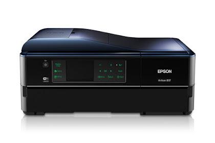 Epson Artisan 837 Driver Download Windows, Mac, Linux