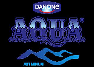Logo Aqua air minum Vector