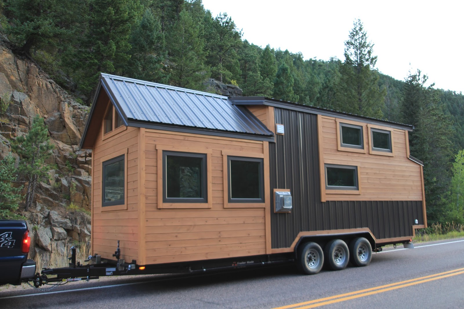 The Monarch By SimBLISSity Tiny Homes TINY HOUSE TOWN